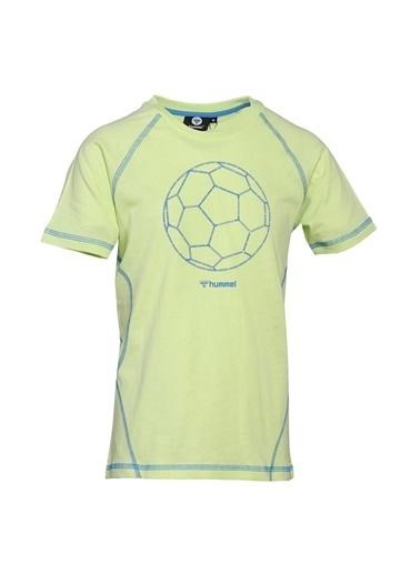Hummel Hummel Yeşil T-Shirt Yeşil